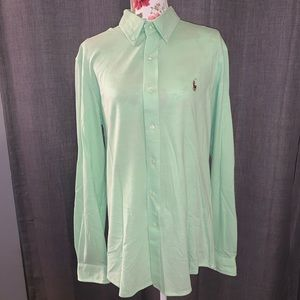 Ralph Lauren Slim Fit Long Sleeve Shirt NEVER WORN